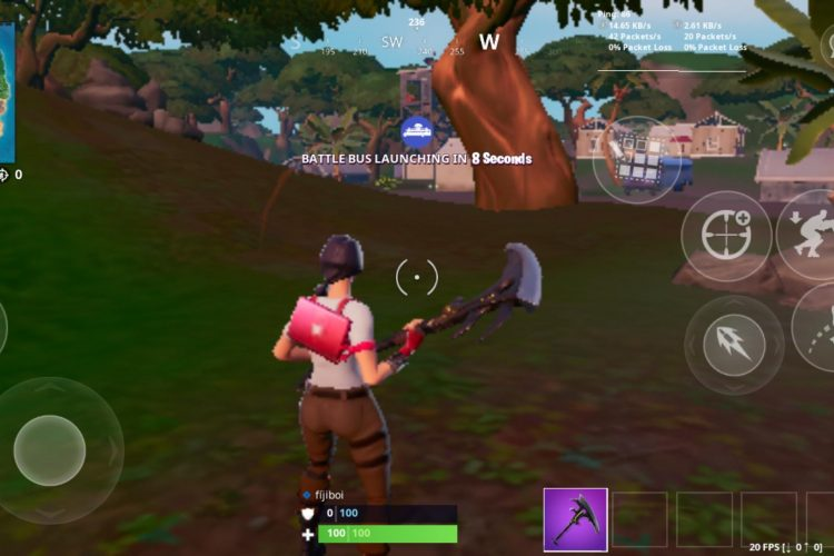 Fortnite trackers for better stats